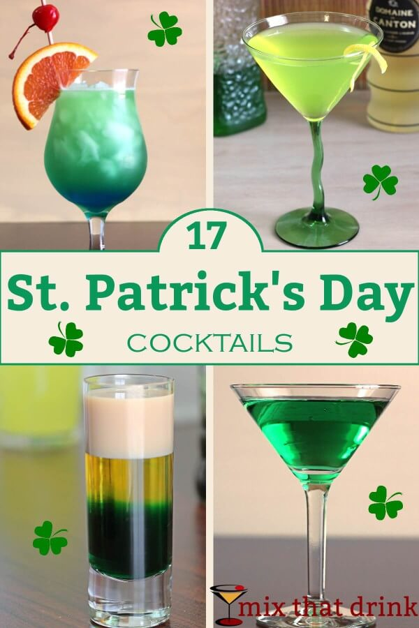 St Patty S Day Drink Specials
