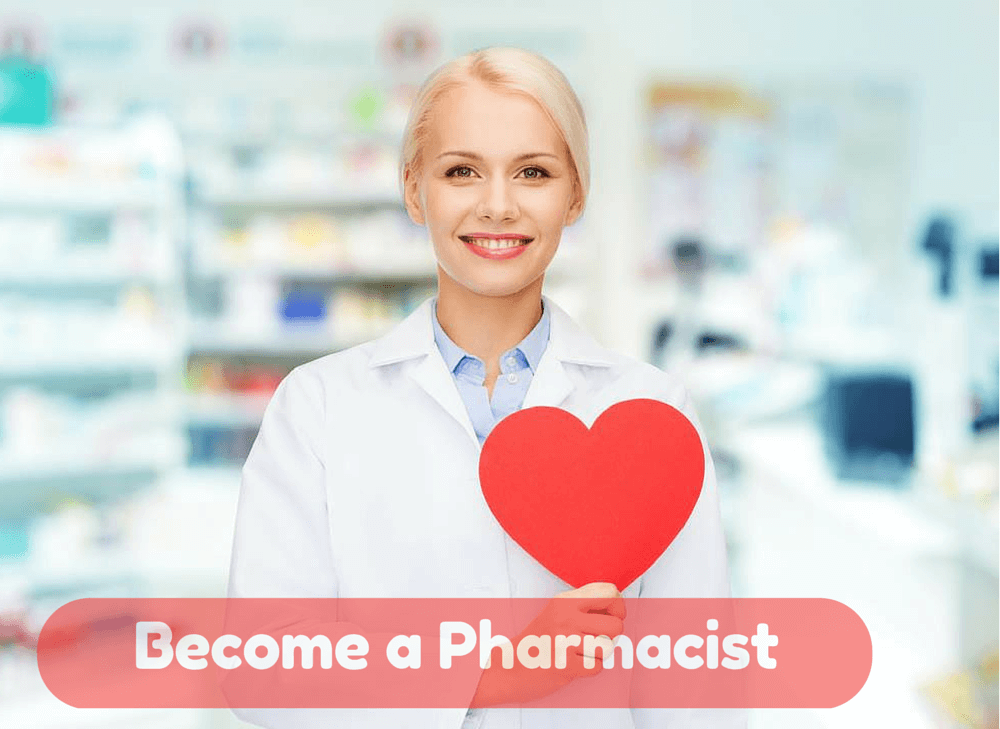 Steps to becoming a pharmacist?