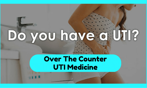 Over The Counter UTI Medicine