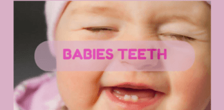 When Do Babies Get Teeth - With Molars Chart