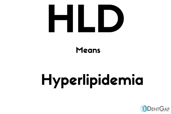 HLD Medical Abbreviation - What does HLD Means in Medical terms?