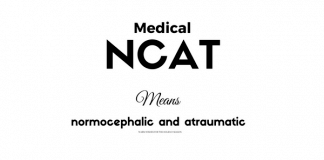 ncat medical abbreviation