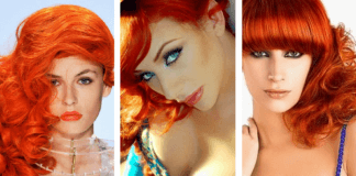 Orange Hair Dye Brands