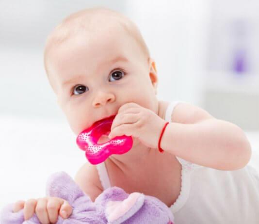 Sign Of Teething, Symptoms - Starting Age Of Teething